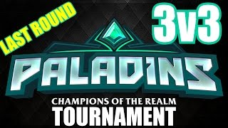 Best viewed in highest quality settings. 200 Crystal Rewards to each winning team member - I recorded this tournament live as a ...