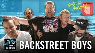 Video Take a Break: Backstreet Boys in Las Vegas MP3, 3GP, MP4, WEBM, AVI, FLV Juni 2019