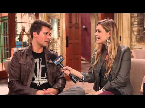 """James Maslow """"See Dad Run"""" Interview - """"See Dad Campaign"""""""