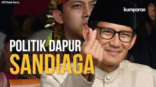Video Politik Dapur Sandiaga: Dari Tempe Saset hingga Chicken Rice Singapura | #LIPSUS MP3, 3GP, MP4, WEBM, AVI, FLV November 2018