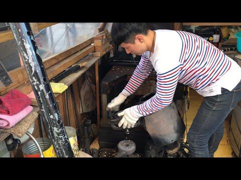 Cuộc sống Hàn Quốc:|Tập 107| Xem người thợ lành nghề quay cốm nổ,rang thảo dược.뻥튀기 기계. - Thời lượng: 16:33.