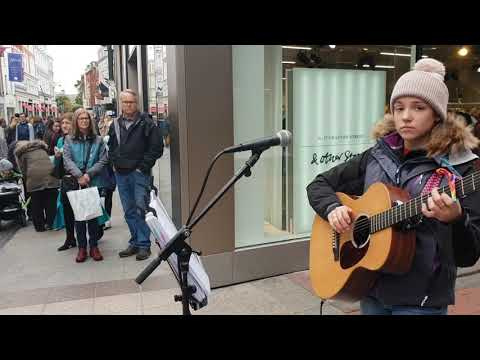 "Adele ""Chasing Pavements"" Allie Sherlock Cover"