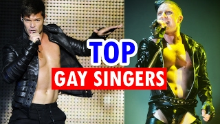 Video TOP GAY SINGERS Out of the closet | Troye Sivan, Mika, Ricky Martin & more MP3, 3GP, MP4, WEBM, AVI, FLV April 2018