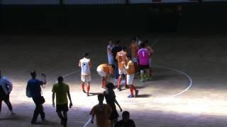 Academia RedBlue Vigo2015 vs Maristas fs.Provinvial 2017