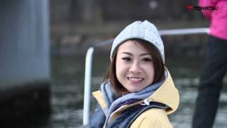 TFW-25RスペシャルストーリーⅢ 【TFW-25R×釣りガールゆいぽん】