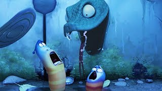 Video LARVA - PYTHON | Cartoon Movie | Cartoons For Children | Larva Cartoon | LARVA Official MP3, 3GP, MP4, WEBM, AVI, FLV Oktober 2018