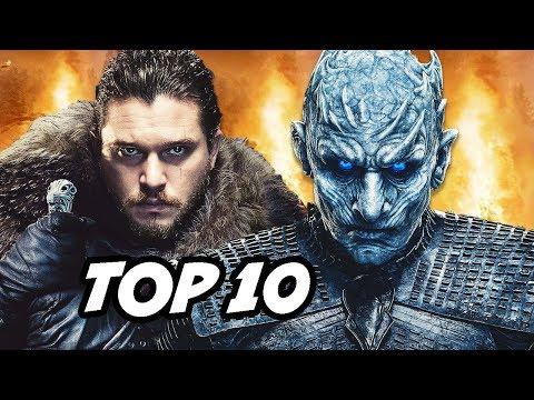 Game Of Thrones Season 8 Episode 2 TOP 10 Q&A