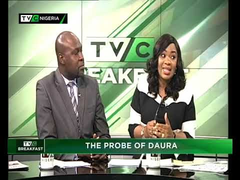 TVC Breakfast 13th August 2018 | The Probe Of Daura
