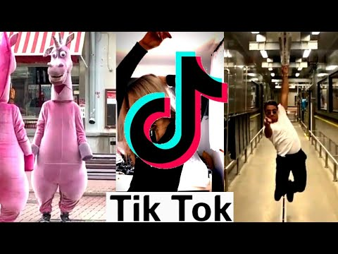 DANCE MONKEY - Tones and I / TIK TOK / *dance for me dance for me* RECOPILACION | AngelHerreraby