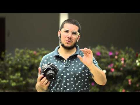 Como Usar el Anillo Inversor para Macrofotografía
