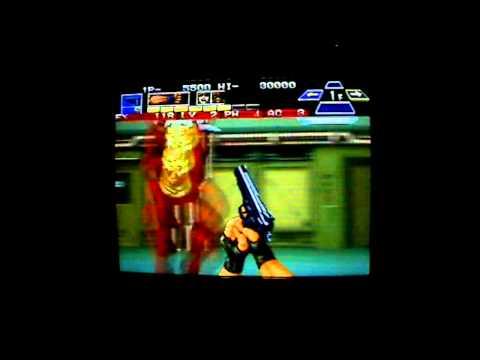 The Super Spy Neo Geo