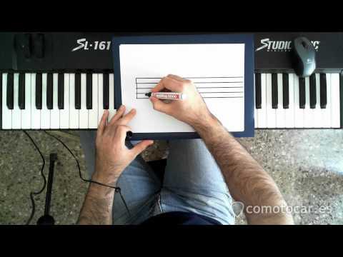 comotocar.es - Como tocar el piano - 18 - Acordes de Let It Be