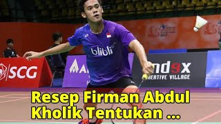 Video Resep Firman Abdul Kholik Tentukan Kemenangan Tim Putra Indonesia MP3, 3GP, MP4, WEBM, AVI, FLV November 2018