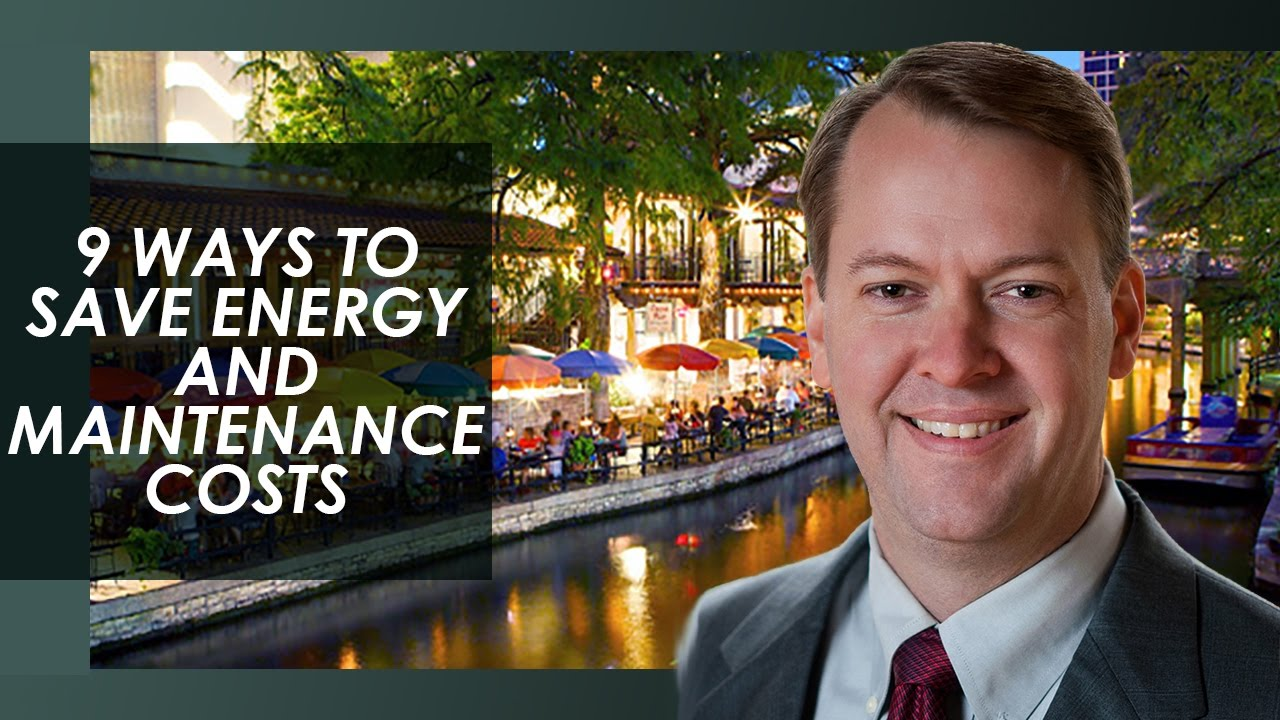 Energy and Maintenance Savings: Part 1