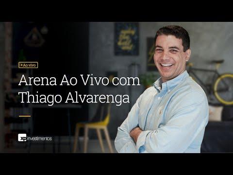 Arena ao Vivo com Thiago Alvarenga - 29/07/2020 - XP Investimentos