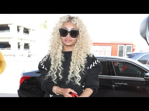 Blac Chyna Leaves L.A. After Winning $20K Per Month Child Support Settlement With Rob Kardashian