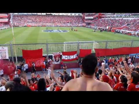 """INDEPENDIENTE vs Banfield """"Soy del rojo hasta morir"""" - La Barra del Rojo - Independiente - Argentina - América del Sur"""