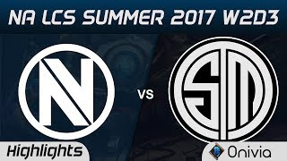 NV vs TSM Highlights Game 2 NA LCS Summer 2017 EnvyUs vs Team Solo Mid by Onivia Make money with your LoL knowledge...