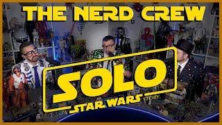 Video The Nerd Crew - Solo: A Star Wars Story Premiere! Plus reactions!!! MP3, 3GP, MP4, WEBM, AVI, FLV Mei 2018