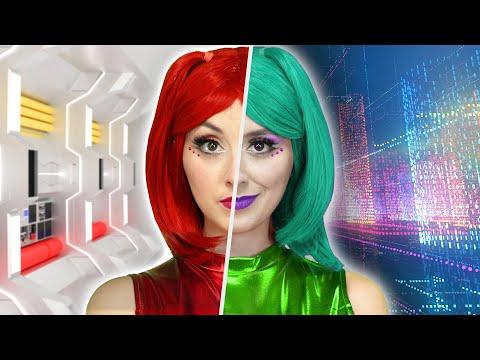 KINDA CRAZY– (MUSIC VIDEO) THE SUPER POPS . EVIL TWIN CLONE & SONG. (Season 2 Episode 5) Totally TV