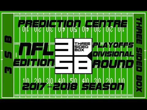 NFL PREDICTIONS DIVISIONAL WEEK (PREDICTION CENTRE)