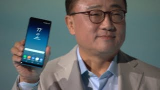 Samsung Galaxy Note8 launch event recap in 10 minutes