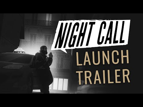 Night Call - Launch Trailer (PC) de Night Call