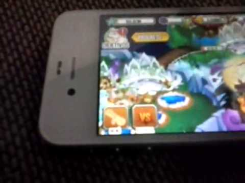 Dragoncity en iphone 4s