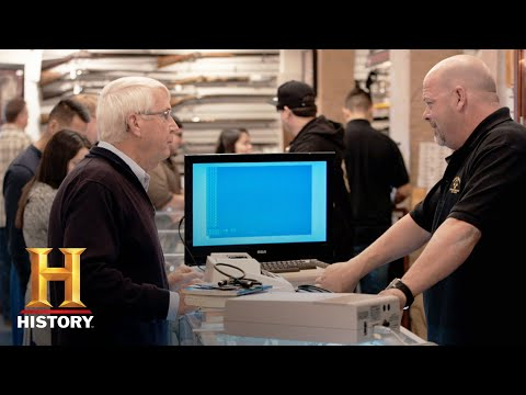 Pawn Stars: A Working Commodore 64 (Season 14) | History