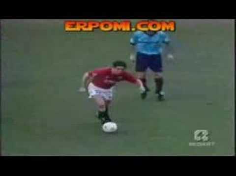 Los mejores goles de Totti