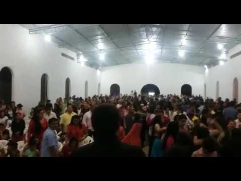 Pastor Edson  Gomes em caroebe muita unção