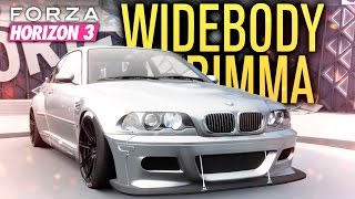 ROCKET BUNNY BMW E46 M3?! | Forza Horizon 3 Let's Play #2
