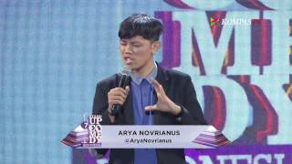 Video Arya: Dunia Fantasi - SUCI 7 MP3, 3GP, MP4, WEBM, AVI, FLV Februari 2018