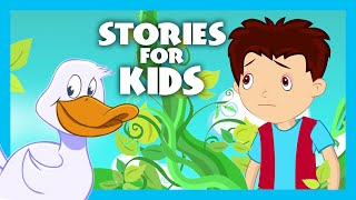 Moral Story Compilation By Kids