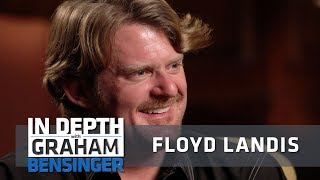 Floyd Landis shares childhood stories of fishing in his cousins' swimming pool, hunting and eating squirrels with his dad and lighting powerful fireworks with his cycling buddy in a small French town.Want to see more? SUBSCRIBE to watch the latest interviews: http://bit.ly/1R1Fd6w Episode debuted nationwide in 2011.Watch full episodes each week on TV stations across the country. Find the airing time and channel for your city:http://www.grahambensinger.com/index.php/when-where-watchConnect with Graham:FACEBOOK: https://www.facebook.com/GrahamBensingerTWITTER: https://twitter.com/GrahamBensingerINSTAGRAM: https://www.instagram.com/grahambensingerWEBSITE: http://www.grahambensinger.com/
