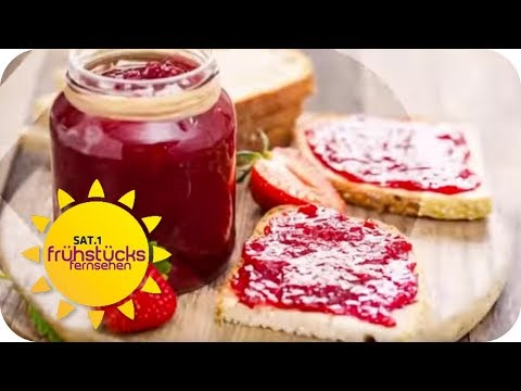 Teure vs. billige Marmelade: Was schmeckt besser? | SAT ...