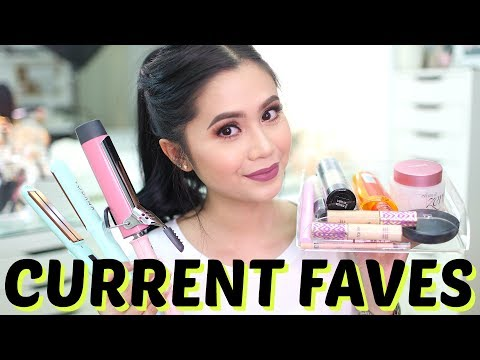 CURRENT FAVES (July 2017) | Anna Cay ♥