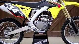 6. 2015 Suzuki RMZ250 - The 15s