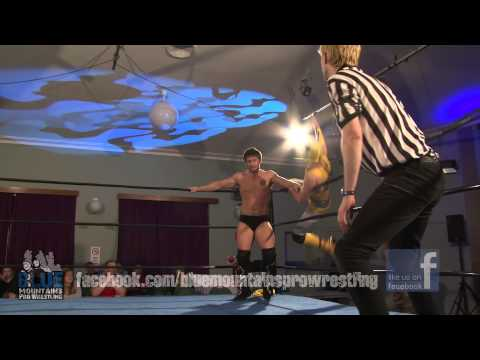 Blue Mountains Pro Wrestling Night of Heritage highlights