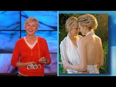 Memorable Moment: Ellen's Wedding Monologue!