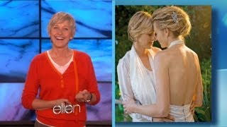 Download Video Memorable Moment: Ellen's Wedding Monologue! MP3 3GP MP4
