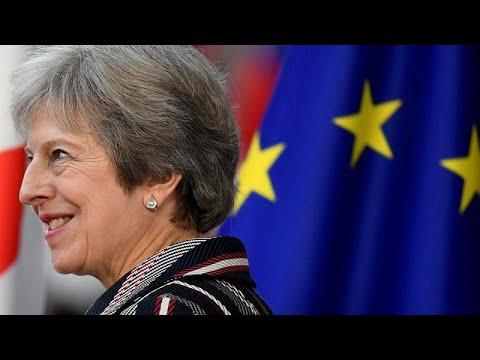 Μ. Βρετανία: Αισιοδοξία Μέι στην τελική ευθεία για το Brexit…
