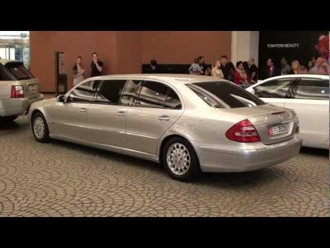 Mercedes-Benz E-Class Stretch Limousine (6 doors)