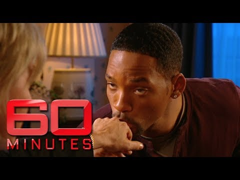 Will Smith's flirtiest interview ever | 60 Minutes Australia