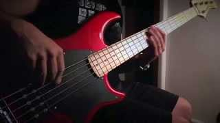 Madcon Don't Worry ft. Ray Dalton Bass Cover