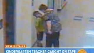 Nonton Kindergarten Teacher Caught On Tape  Barb Williams Roughs Boy Up Film Subtitle Indonesia Streaming Movie Download