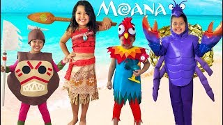 Video Disney MOANA Halloween Costumes and Toys MP3, 3GP, MP4, WEBM, AVI, FLV Juli 2018