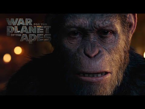 War for the Planet of the Apes (Featurette 'Face of Caesar')