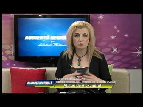 """Emisiunea """" Audienta regionala"""" P2 – 05 – mai 2015"""