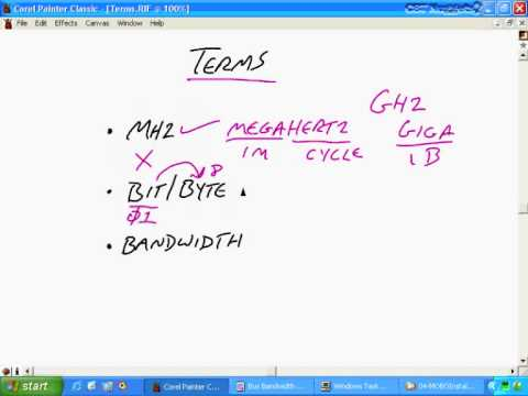 Learn Comptia A+ Lesson 04 - Part 01 - Buses